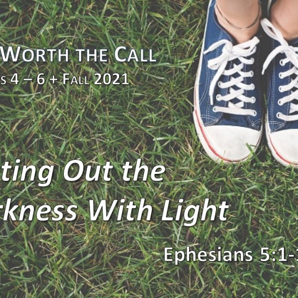 Casting Out the Darkness With Light (Eph. 5:1-14)