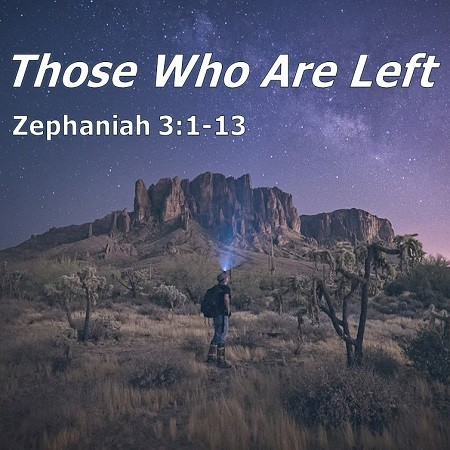 Those Who Are Left