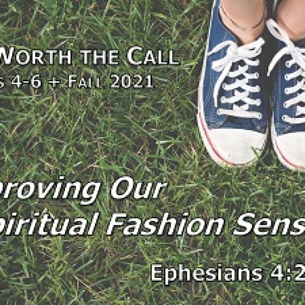 Improving Our Spiritual Fashion Sense (Eph 4:25-5:2)